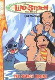 Lilo & Stitch: The Series Volume 1: The Search Begins (Lilo & Stitch)