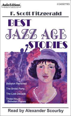 Best Jazz Age Stories by F. Scott Fitzgerald