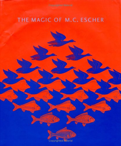 The Magic of M.C. Escher by M.C. Escher