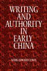 Writing & Authority/Early China