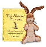The Velveteen Principles Gift Set: Hardcover book and Plush Package