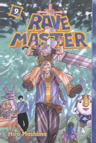 Rave Master, Vol. 9 by Hiro Mashima