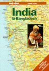 India & Bangladesh Travel Atlas (Lonely Planet)
