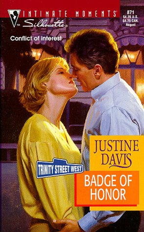 Badge Of Honor (Trinity Street West, #6)