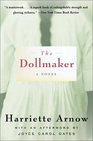 Monday Bookgroup: The Dollmaker