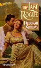 The Last Rogue by Deborah Simmons