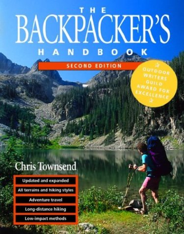 The Backpacker's Handbook by Chris Townsend