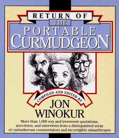 The Return of the Portable Curmudgeon