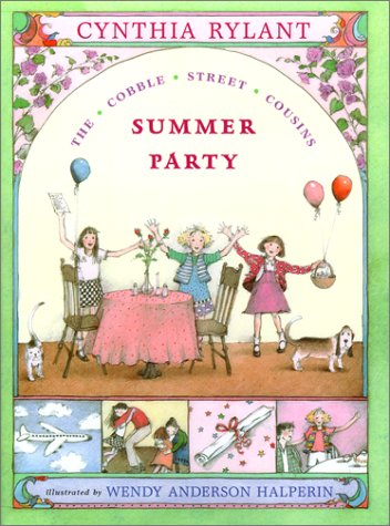 Summer Party (Cobble Street Cousins #5)