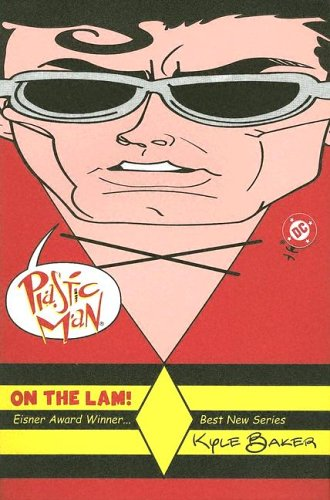 Plastic Man, Vol. 1 by Kyle Baker