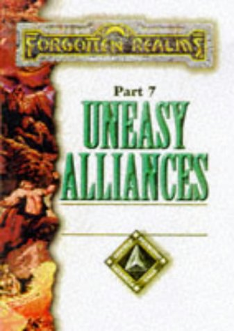 Uneasy Alliances by David Zeb Cook