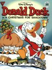 Walt Disney's Donald Duck in A Christmas for Shacktown by Carl Barks