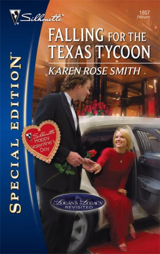 Falling for the Texas Tycoon (Logan's Legacy)