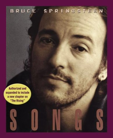 Songs by Bruce Springsteen