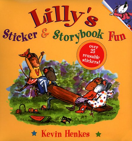 Lilly's Sticker & Storybook Fun by Kevin Henkes