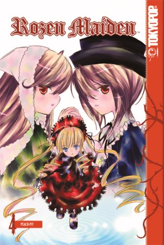 Rozen Maiden, Vol. 4 by Peach-Pit