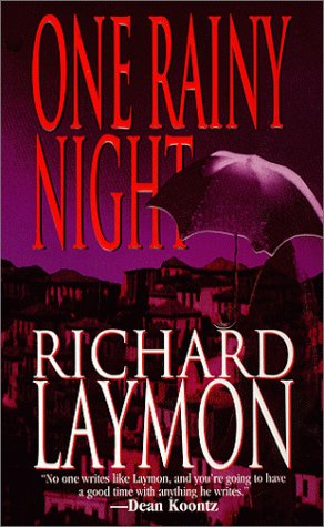 One Rainy Night by Richard Laymon