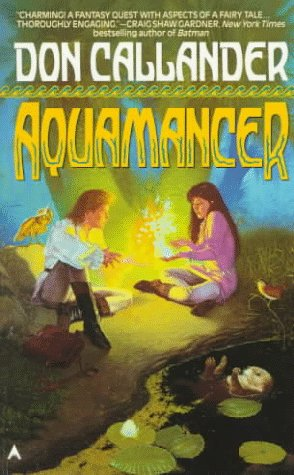 Aquamancer by Don Callander