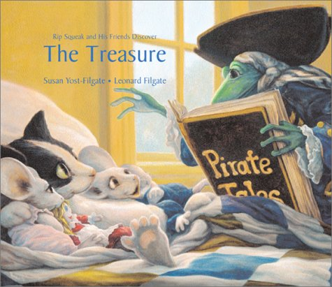 The Treasure by Susan Yost-Filgate