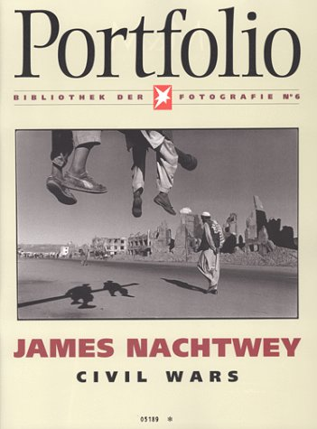 James Nachtwey: Civil Wars