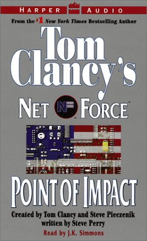 Point of Impact (Tom Clancy's Net Force, #5) by Tom Clancy