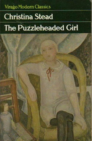 The Puzzleheaded Girl: Four Novellas