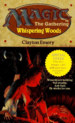 Whispering Woods by Clayton Emery
