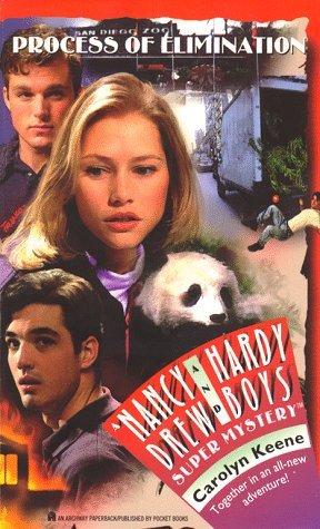 Process of Elimination (Nancy Drew and the Hardy Boys: Super Mystery, #36)