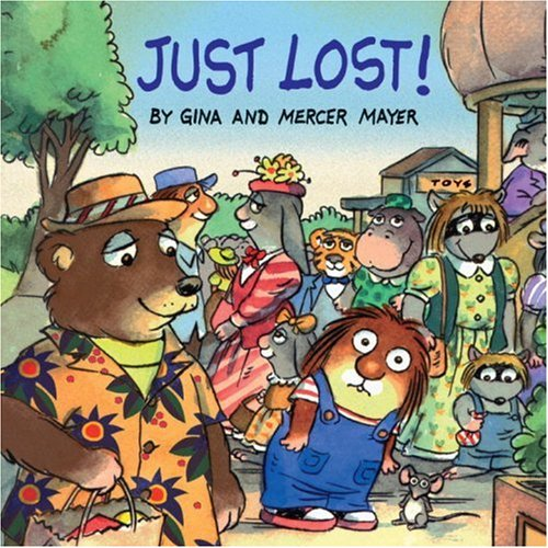 Just Lost! by Gina Mayer