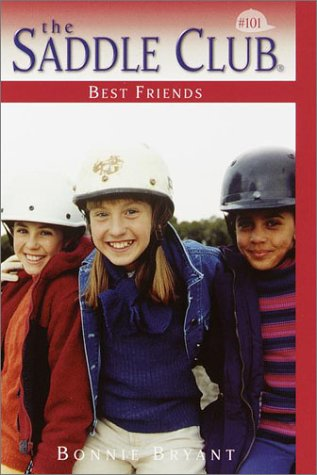 Best Friends (Saddle Club, #101)