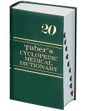 Taber's Cyclopedic Medical Dictionary (Taber's Cyclopedic Medical Dictionary (Thumb Index))