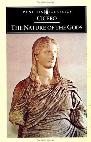 The Nature of the Gods by Cicero
