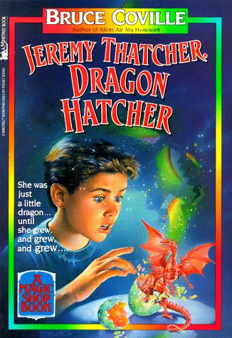Jeremy Thatcher, Dragon Hatcher (Magic Shop, #2)