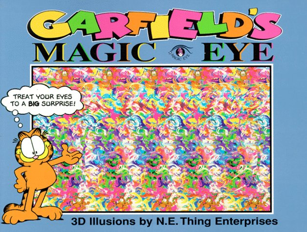 Garfield's Magic Eye