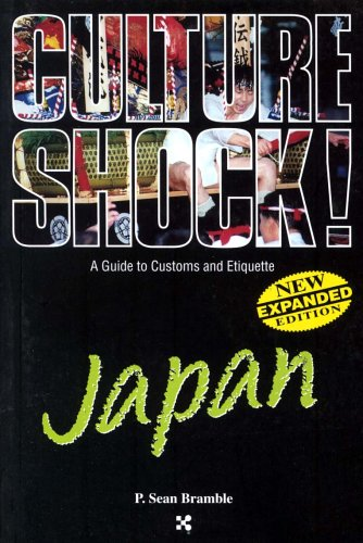 Culture Shock! Japan by P. Sean Bramble