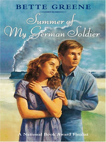 Summer of my German Soldier PB by Bette Greene