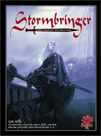 Michael Moorcook's Stormbringer by Lynn Willis
