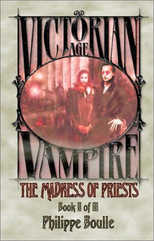 The Madness of Priests by Philippe Boulle