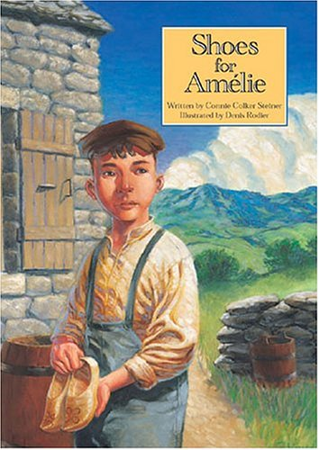Shoes for Amelie by Connie Colker Steiner