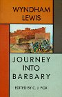 Journey Into Barbary: Morocco Writings and Drawings of Wyndham Lewis
