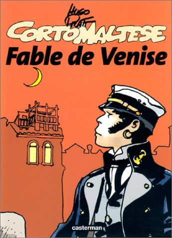Corto Maltese by Hugo Pratt