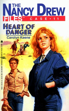 Heart of Danger by Carolyn Keene