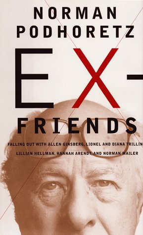 Ex-Friends by Norman Podhoretz