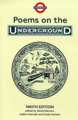 Poems On The Underground by Gerard Benson