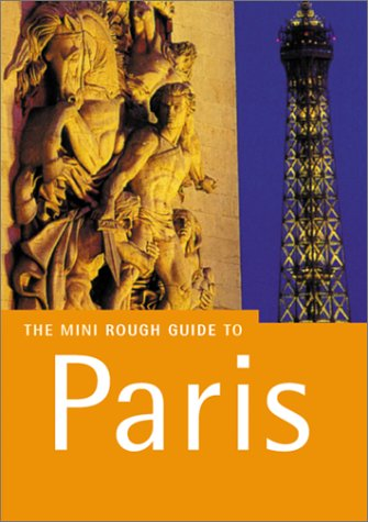 The Rough Guide to Paris Mini by Rachel Kaberry