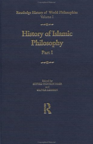 History Of Islamic Philosophy by Seyyed Hossein Nasr
