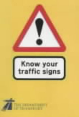 Know Your Traffic Signs by Dept.of Transport — Reviews ...