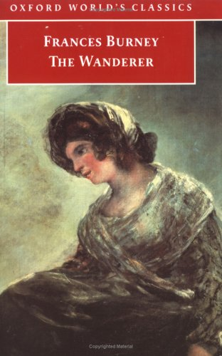 The Wanderer by Fanny Burney