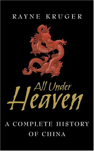 All Under Heaven by Rayne Kruger