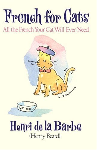 French for Cats by Henry N. Beard